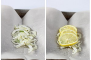 Семга с фенхелем и лимоном - фото шаг 1