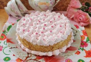 Сметанный торт с медовыми коржами - фото шаг 19