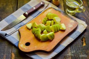 Лечо с яблоками - фото шаг 4