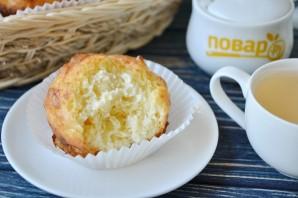 Закусочные кексы из плавленного сырка - фото шаг 8