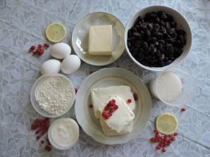 Пирог с творогом и смородиной  - фото шаг 1