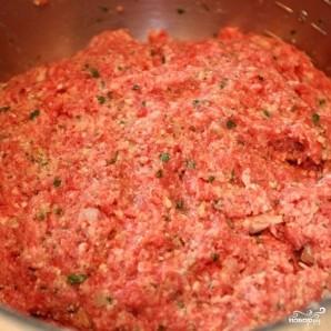 Фрикадельки в томатном соусе - фото шаг 4