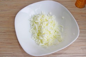 """Салат """"Ветка сирени"""" - фото шаг 9"""