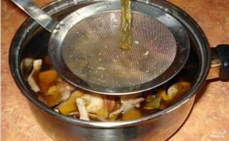 Грибовница из сушеных грибов - фото шаг 1