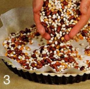 Киш со шпинатом - фото шаг 3