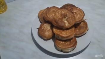 Яблоки в медовом кляре - фото шаг 4