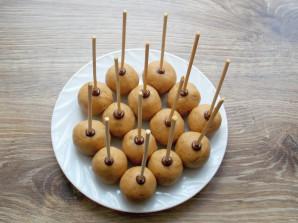 Кейк попсы из печенья - фото шаг 9