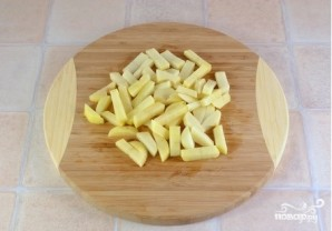 Суп с рисом и картошкой - фото шаг 5