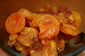 Баранина с томатом и курагой - фото шаг 14
