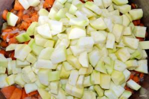 Вкусная икра из кабачков на зиму - фото шаг 7