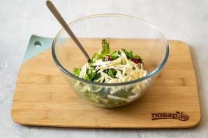 Салат с тархуном - фото шаг 5