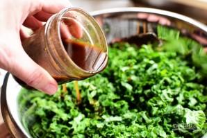 Салат из капусты кале - фото шаг 5