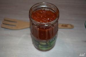 Аджика из яблок и томата на зиму - фото шаг 5