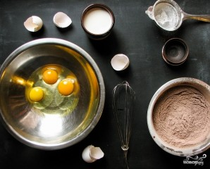 Блинный торт сладкий - фото шаг 2