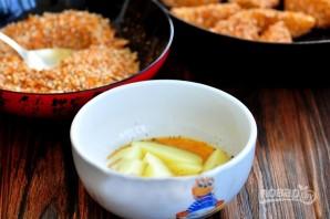 Картофель в сырной панировке - фото шаг 4
