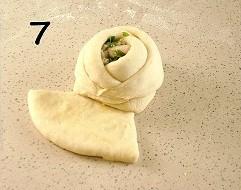 Пирожки Розочки - фото шаг 7