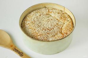 Заливной пирог со сметаной - фото шаг 8