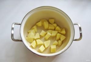 Холодный щавелевый суп - фото шаг 1