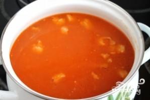 Харчо с помидорами - фото шаг 12