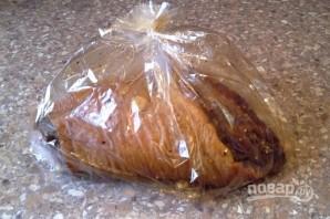 Запекание свиной рульки в духовке - фото шаг 3
