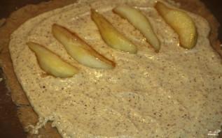 Грушевый пирог с франжипаном - фото шаг 3