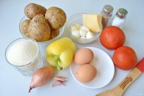 Запеченные картофельные ньокки - фото шаг 1