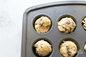 Быстрое печенье с шоколадом - фото шаг 2