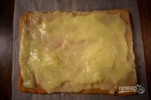 Медовое пирожное с начинкой - фото шаг 13