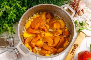Соус из персиков к мясу