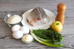 Рисовый салат с треской - фото шаг 1