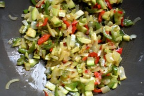 Кебабы в овощах по-турецки - фото шаг 3
