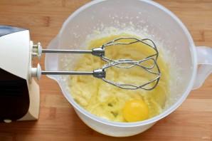 Кекс с кедровыми орехами, цедрой лайма и шафраном - фото шаг 2
