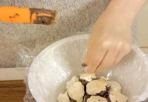 """Шоколадный торт """"Купол"""" - фото шаг 4"""