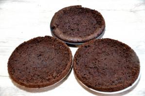 """Торт """"Шоколадный бархат"""" - фото шаг 13"""