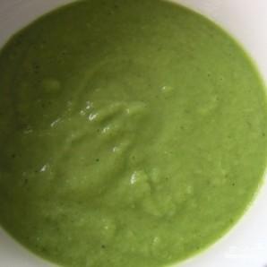 Зеленый гаспачо для сыроедов - фото шаг 7