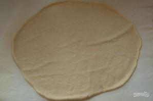 Пицца с сырными булочками - фото шаг 7