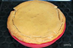 Творожный чизкейк с выпечкой - фото шаг 8