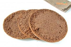 Шоколадный тортик - фото шаг 10