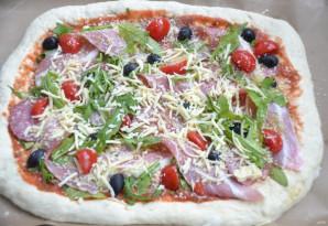 "Пицца ""Карпаччо"" - фото шаг 10"