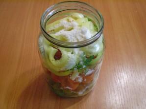 Закатка овощей на зиму - фото шаг 4