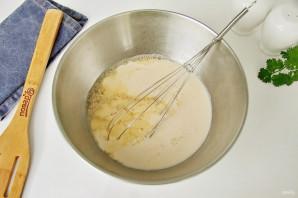 Пирог с мясом в мультиварке - фото шаг 6