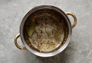 Маринованный чеснок без уксуса - фото шаг 4