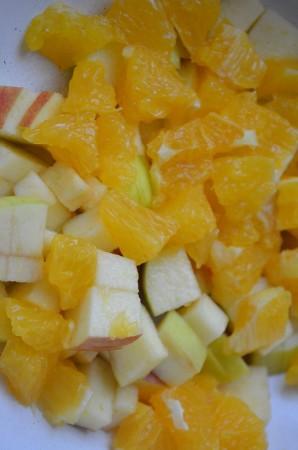 Штрудель с заварным кремом  и фруктами - фото шаг 1