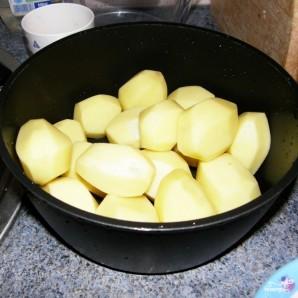 Запеканка из картофеля и мясного фарша - фото шаг 1