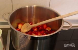 Клубничное варенье (целыми ягодами) - фото шаг 4