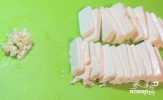 Паста с брокколи в сливочном соусе - фото шаг 2