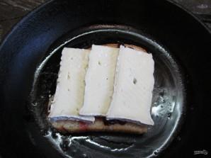 Бутерброды сладкие  - фото шаг 7