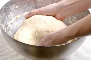 Пирожки на молоке жареные - фото шаг 9