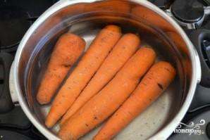 Морковные котлеты с манкой - фото шаг 1