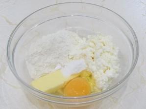 Вкусное творожное тесто - фото шаг 2